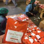 新鮮で天然 なヘナが10万個も売れてる人気の秘密