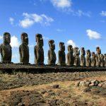 世界七不思議 イースター島(ラパヌイ)モアイが宮崎に