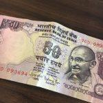 【悲報】インドの紙幣が急に使えなくなりました。