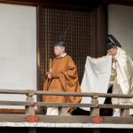 黄櫨染御袍(こうろぜんのごほう)と 黄丹袍(おうにのほう)令和の幕開け