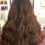 乾燥で広がりやすいくせ毛の髪を自分でハナヘナ染めを1年間続けた結果・・・