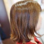 ハナヘナ染めで髪の毛をトリートメントしたらオレンジになりますか?