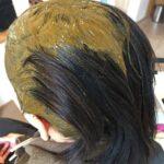 ハナヘナ 【ナチュラルヘナ】で1年間染め続けた人の髪の色